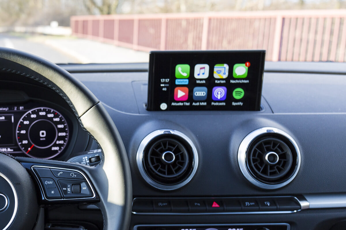 The Future of Auto: Software-Pioneered Technology Device